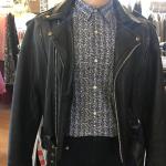 Mens website leather jacket